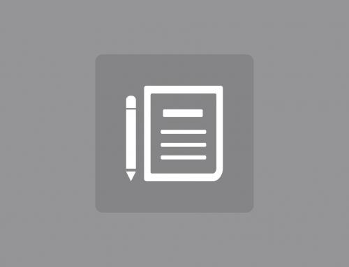 Aviso sobre propuesta de adopción de reglamento